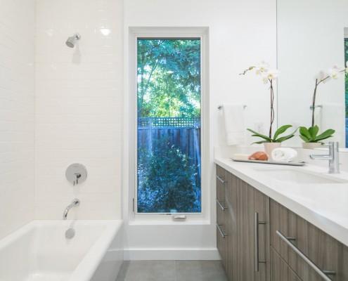 Home Electrical Remodel Menlo Park Bathroom