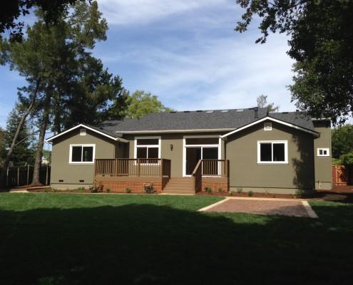 Oak Electric Home Remodel